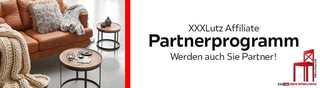 XXXLutz Affiliate Partnerprogramm